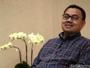Jelang Pilgub Jateng, Sudirman Said Komunikasi dengan 3 Ketum Parpol