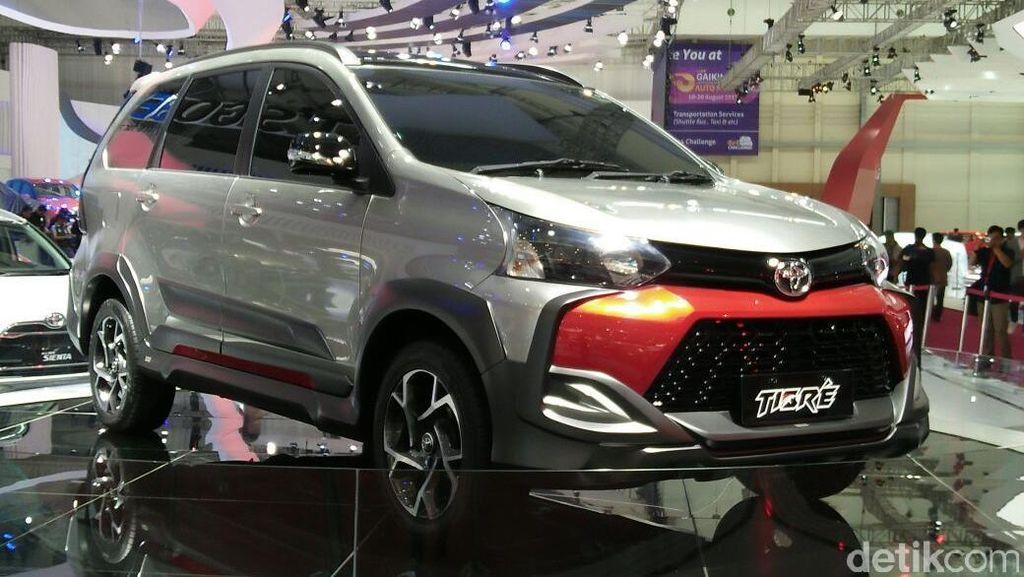 Respons Cukup Oke, Toyota Belum Niat Rilis Veloz Tigre