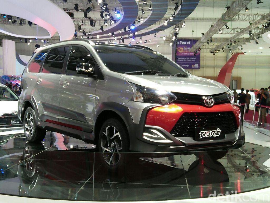 Toyota Tak Jemawa Avanza dan Calya Salip Lagi Xpander