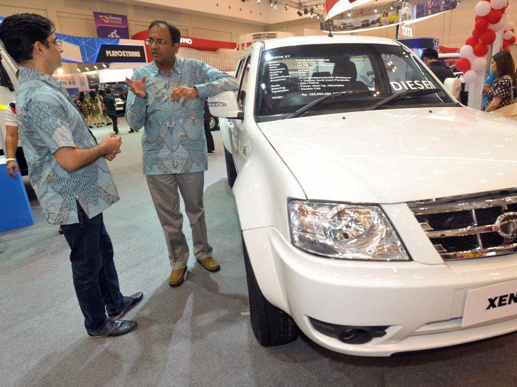 Melipir ke Mobil Komersial, Tata Takut Jepang?