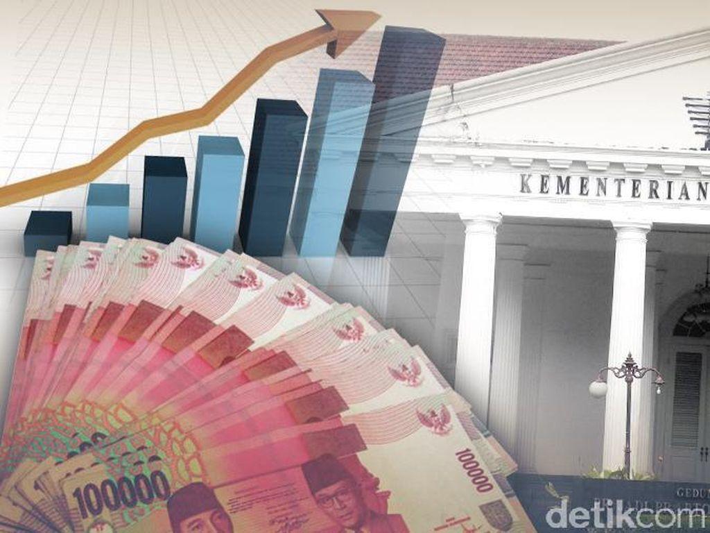 Tambal Defisit, Pemerintah Masih Butuh Utang Rp 900 T di Semester II