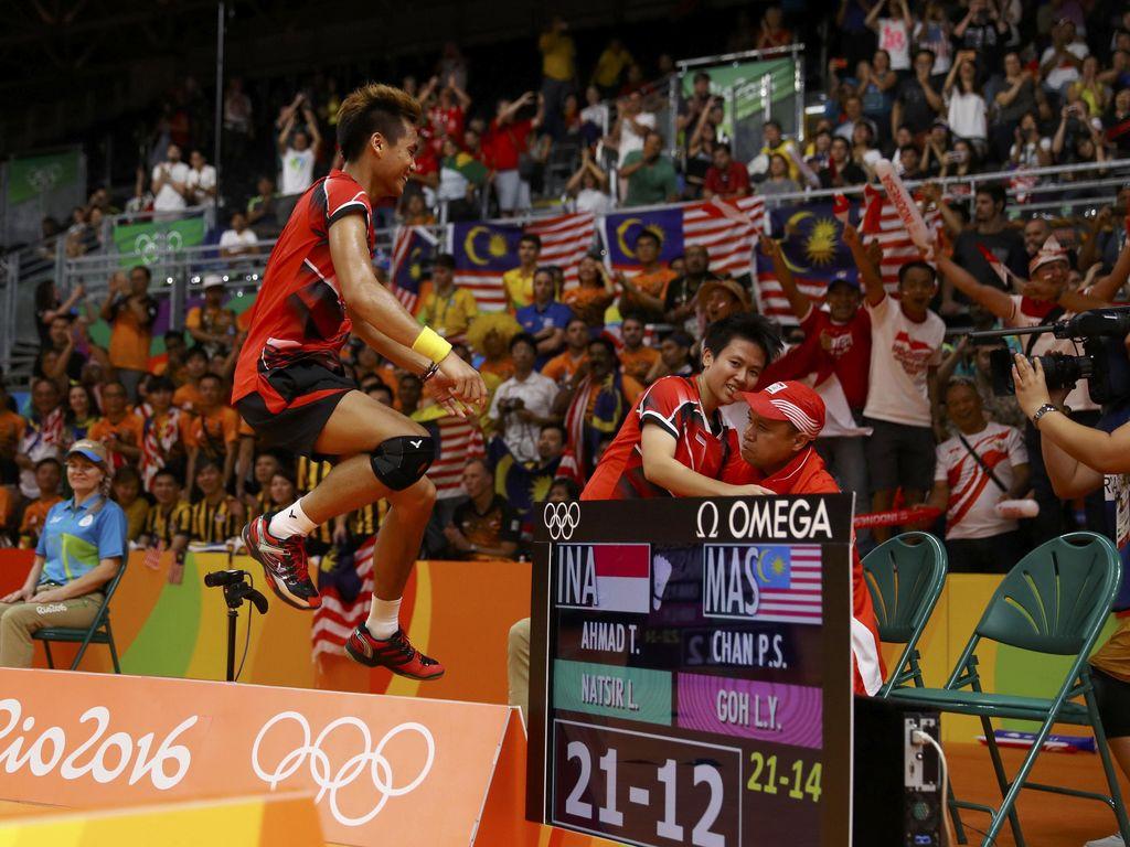Tontowi/Liliyana: Rasanya Tak Percaya Raih Emas Olimpiade