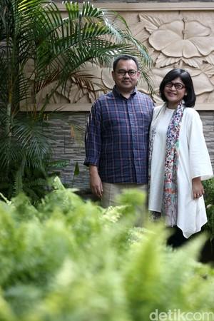 Respons Keluarga Sudirman Said Soal Reshuffle: <i>Back to Human Again</i>!