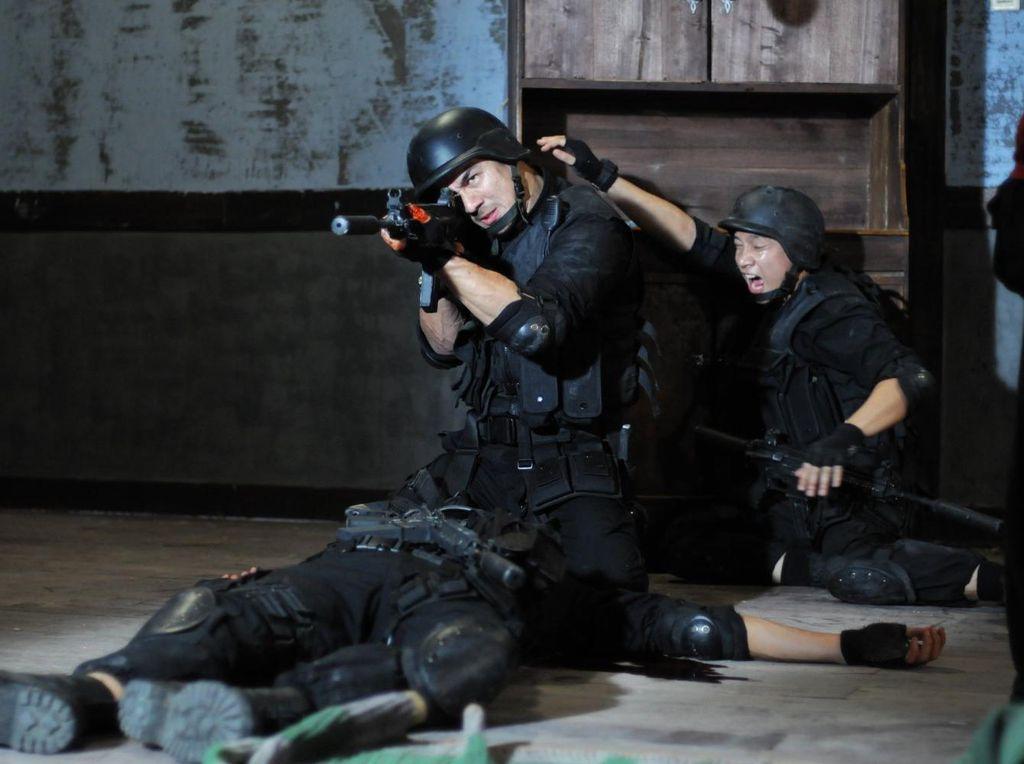 Gareth Evans Ungkap soal The Raid 3 Tanpa Iko Uwais