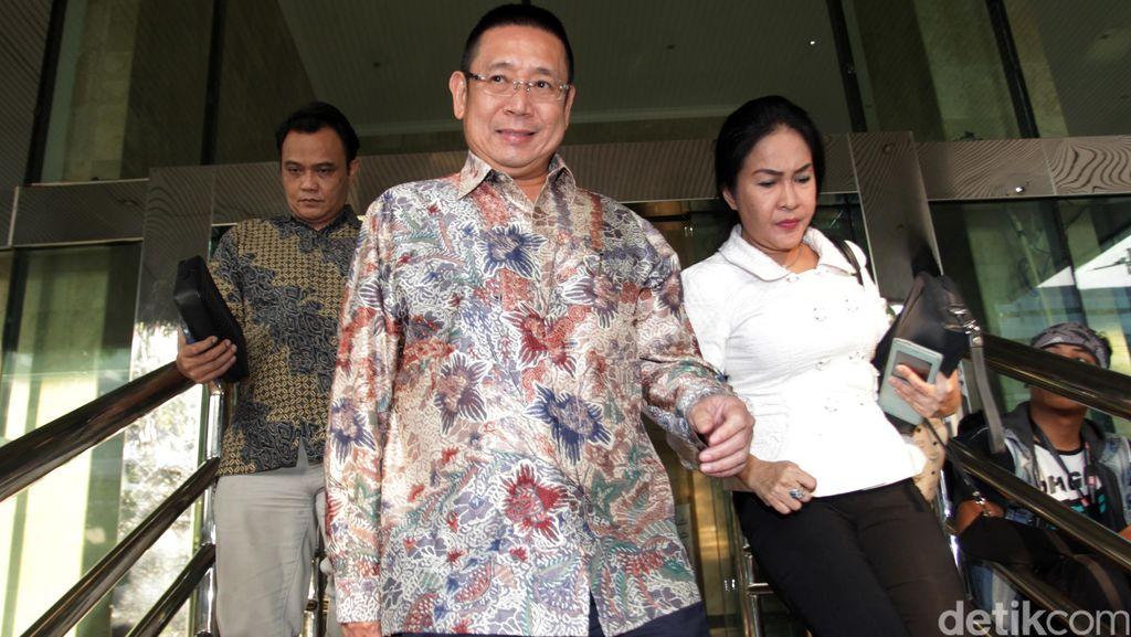Anggota DPR Wihadi Wiyanto Diperiksa KPK