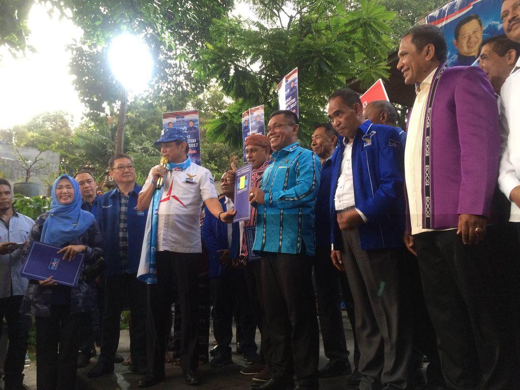 Partai Demokrat Tak Lirik Ahok dan Risma untuk Pilgub DKI
