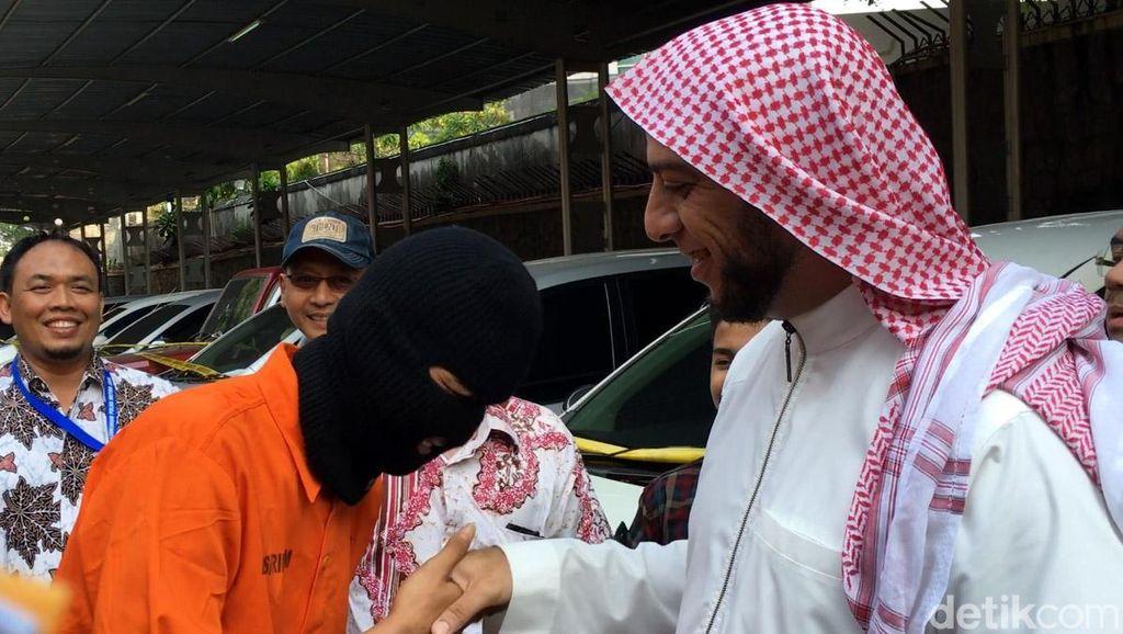 Syeikh Ali Jabber Minta Pencuri Mobilnya Bertaubat