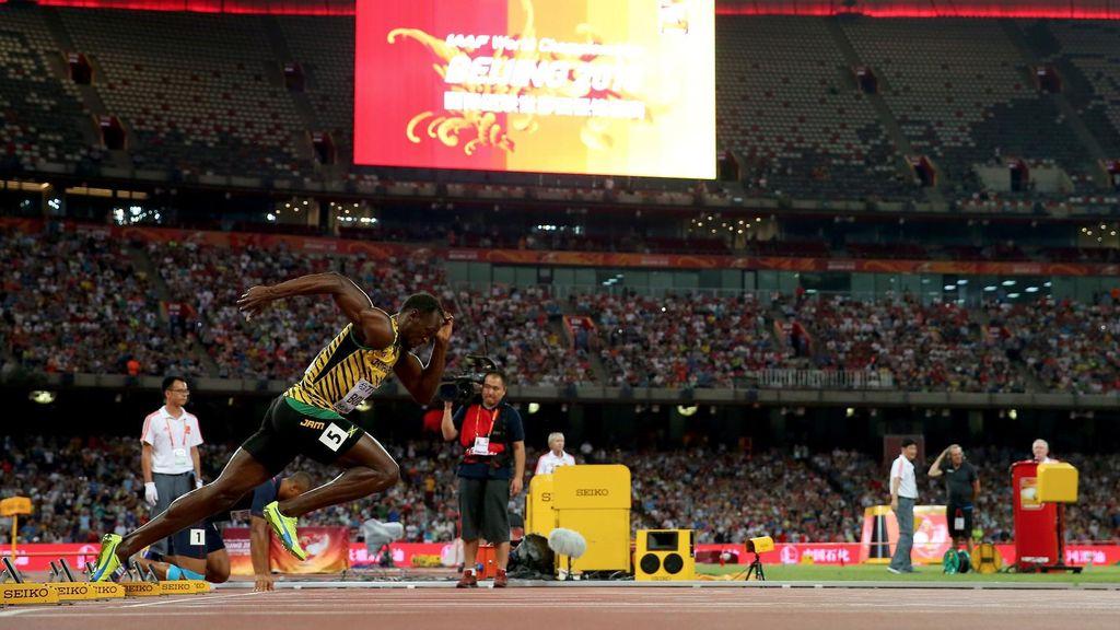 Berlari Seperti Petir Bolt