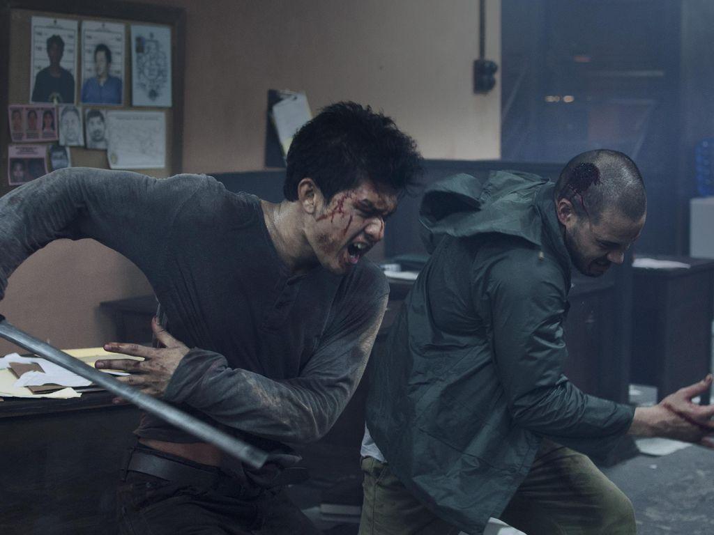 Mengintip Trailer Headshot Versi AS, Aksi Iko Uwais Dipuji