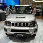 Suzuki Jimny Terbaru Siap Adopsi Sistem AWD