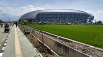 Pemkot Bandung Janji Perbaiki Stadion GBLA