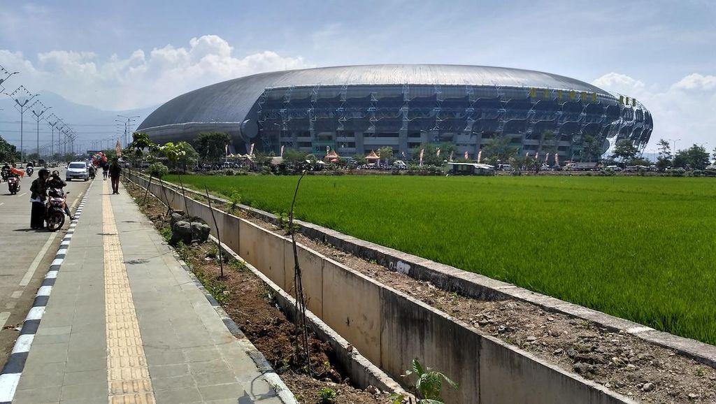 Siap Jadi Tuan Rumah Piala Presiden, Persib Persiapkan Dua Stadion