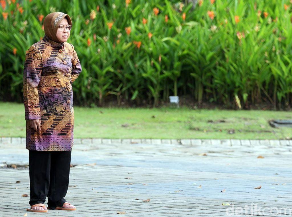 Soal Kursi Menteri Jokowi, Risma: Saya Harus Selesai Jadi Wali Kota
