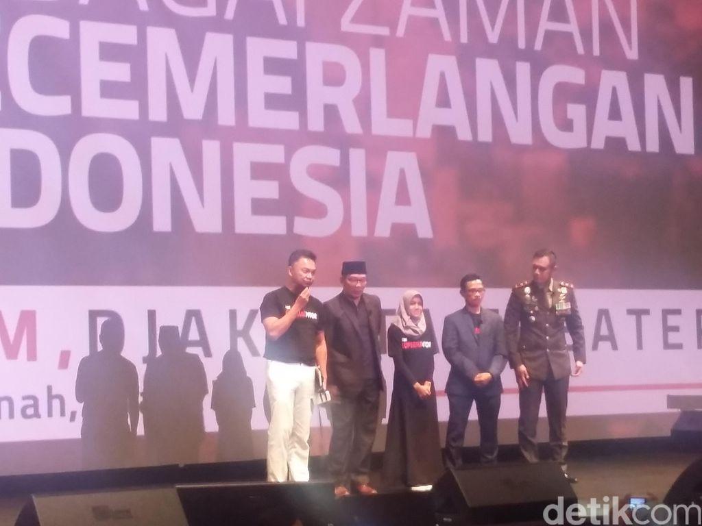 Agus Yudhoyono Yakini Indonesia Capai Masa Keemasan di Tahun 2045
