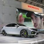 SUV dan Hatchback Jadi Peluang Honda di 2017