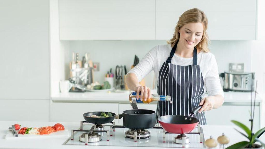 Waspada, Studi Ungkap Dapur yang Berantakan Bisa Bikin Gemuk