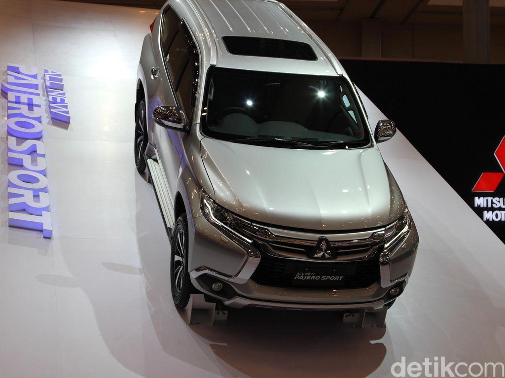 Mitsubishi Lepas 2.494 Unit Kendaraan di Arena GIIAS