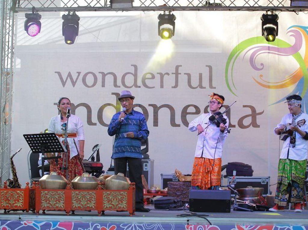 Festival Indonesia akan Kembali Digelar di Moskow