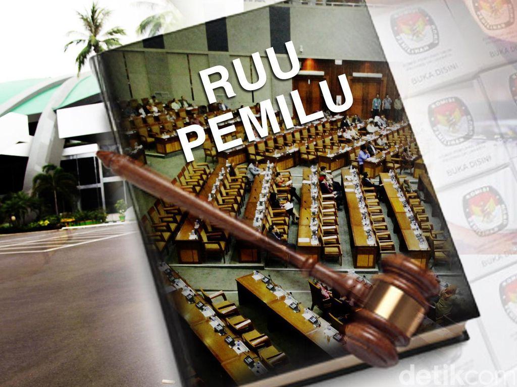 3 Fraksi di Baleg Minta RUU Pemilu Dikembalikan ke Komisi II DPR, Kenapa?