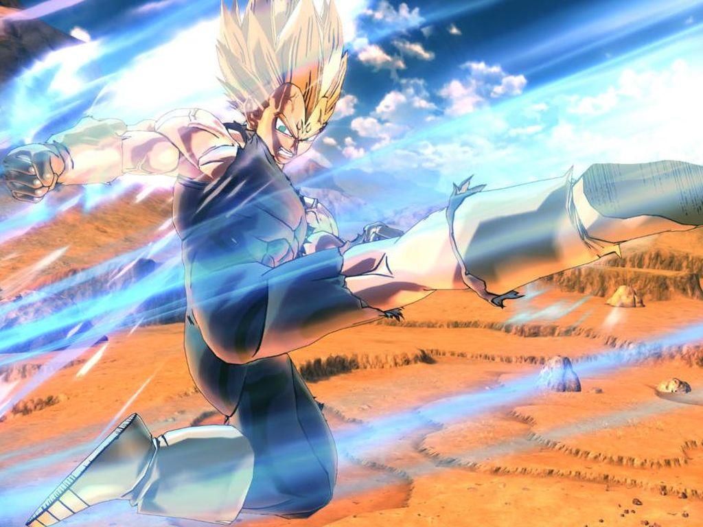 Dragon Ball FighterZ Bisa Disulap Jadi Game Jadul