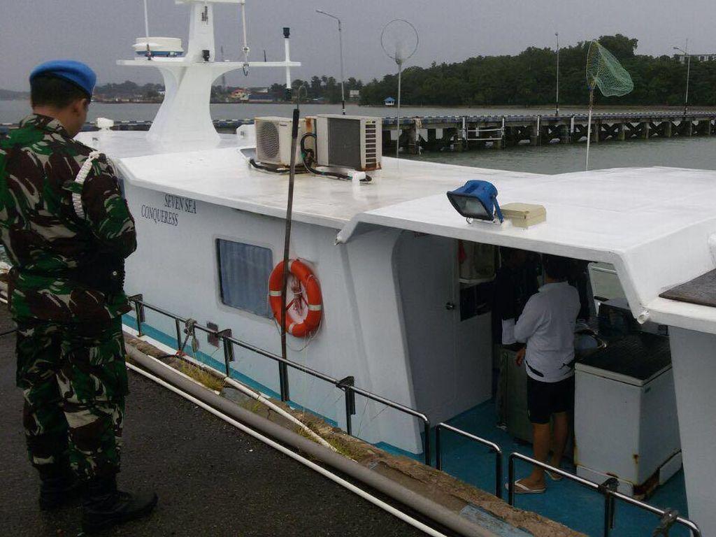 Warganya Ditahan TNI AL karena Memancing, Otoritas Singapura Kontak RI