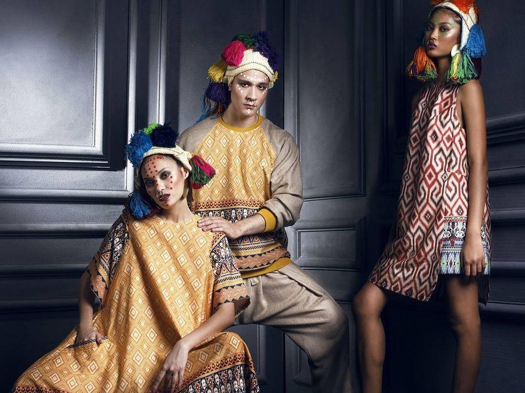 Perkenalkan Aneka Kain Indonesia, Ivan Gunawan Akan Show di LA Fashion Week
