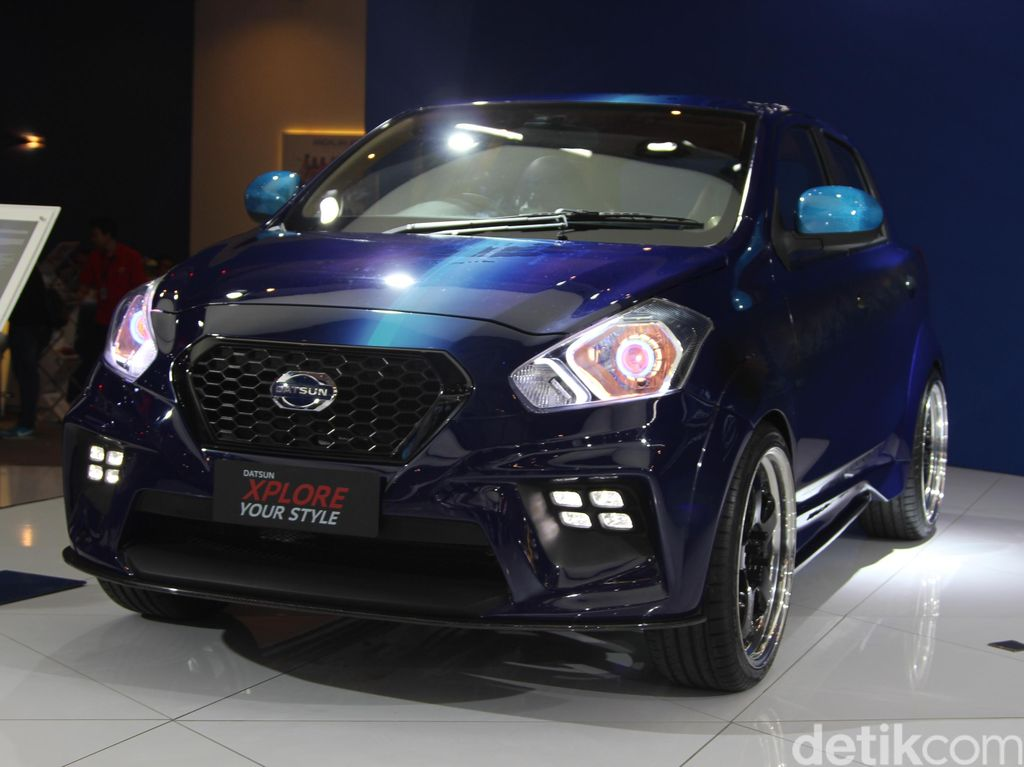 Tampang Datsun GO Panca Modif Icon Datsun Xplore Your Style