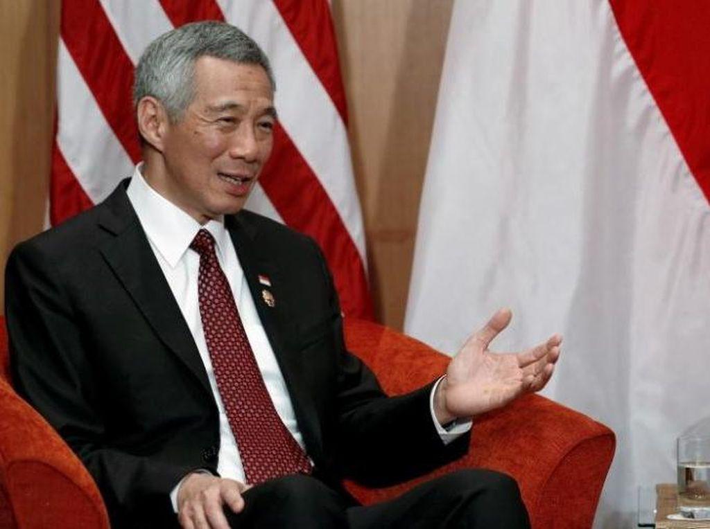 PM Singapura Sampaikan Belasungkawa untuk RI Atas Gempa NTB