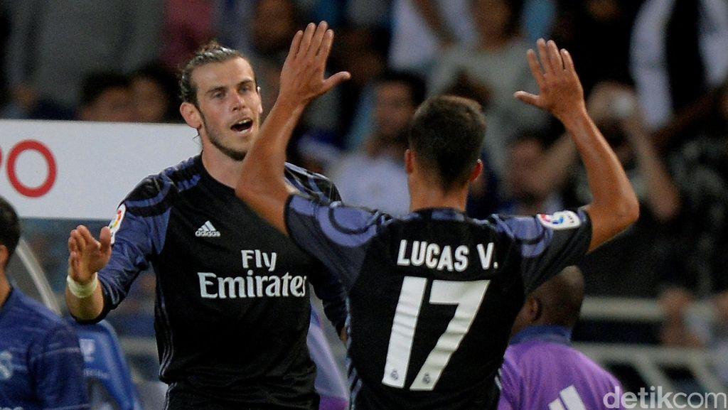 Madrid Awali Musim dengan Kemenangan