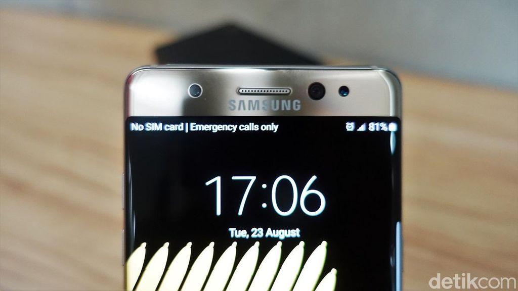 Samsung: Note 8 Lebih Baik, Aman dan Sangat Inovatif