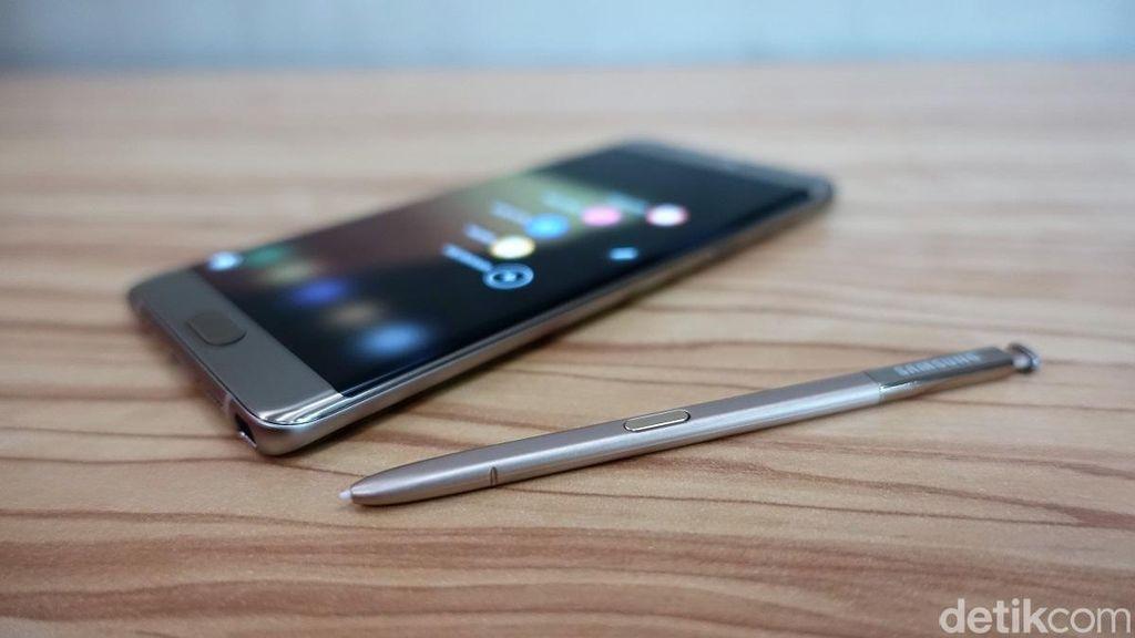 Note 7 yang Belum Kembali Satu Per Satu Mati