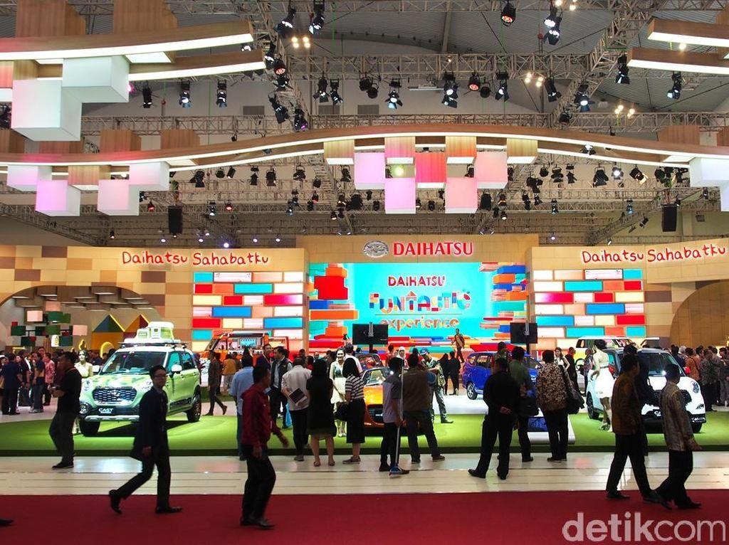 Penjualan Seret saat Corona, Daihatsu Takkan Jor-joran Diskon