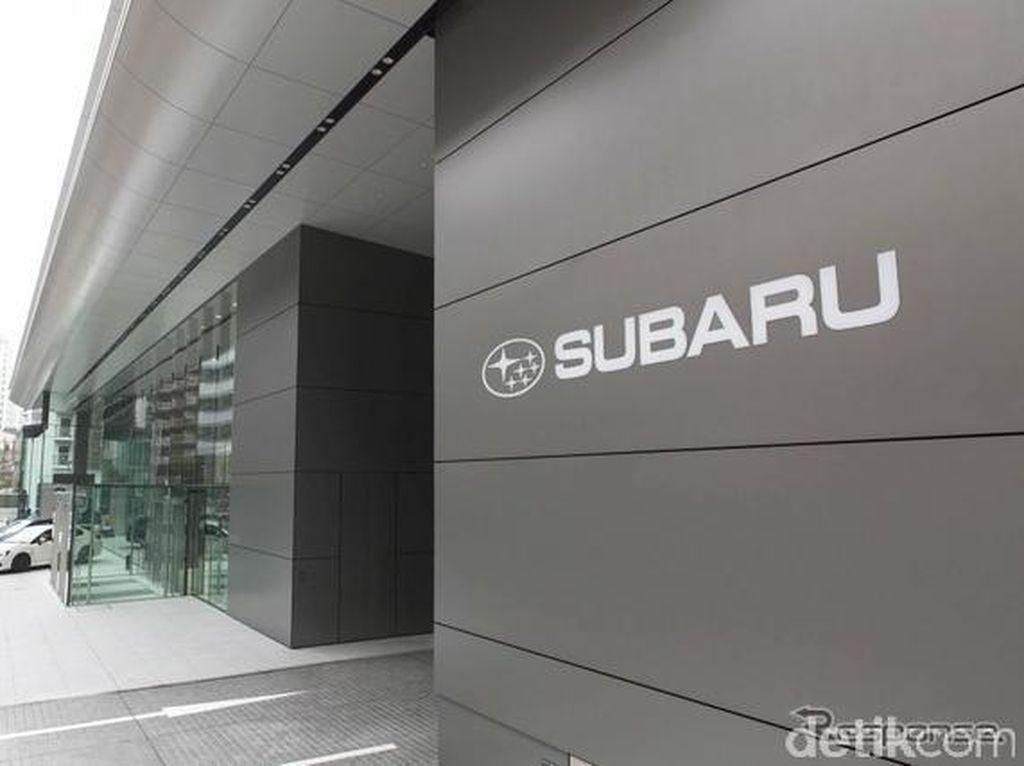 Subaru dan Suzuki Saling Lepas Semua Saham