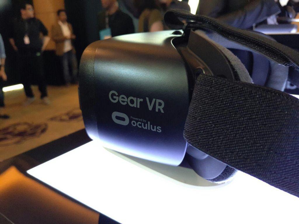 Samsung Gear VR Mau Ganti Nama Jadi Galaxy VR