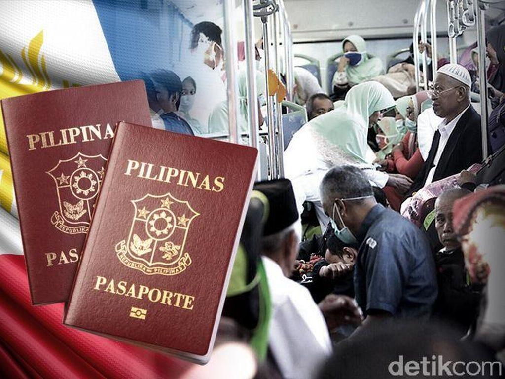 Filipina Teken RUU Sabah Masuk Wilayahnya