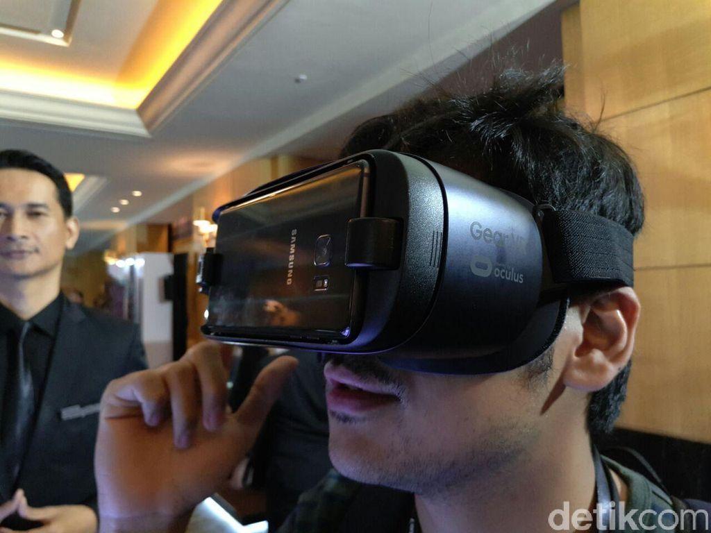 Samsung Akan Matikan Layanan Aplikasi VR