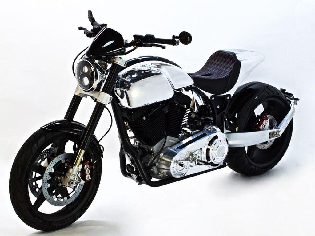 Arch Motorcycles, Merek Moge Milik Keanu Reeves