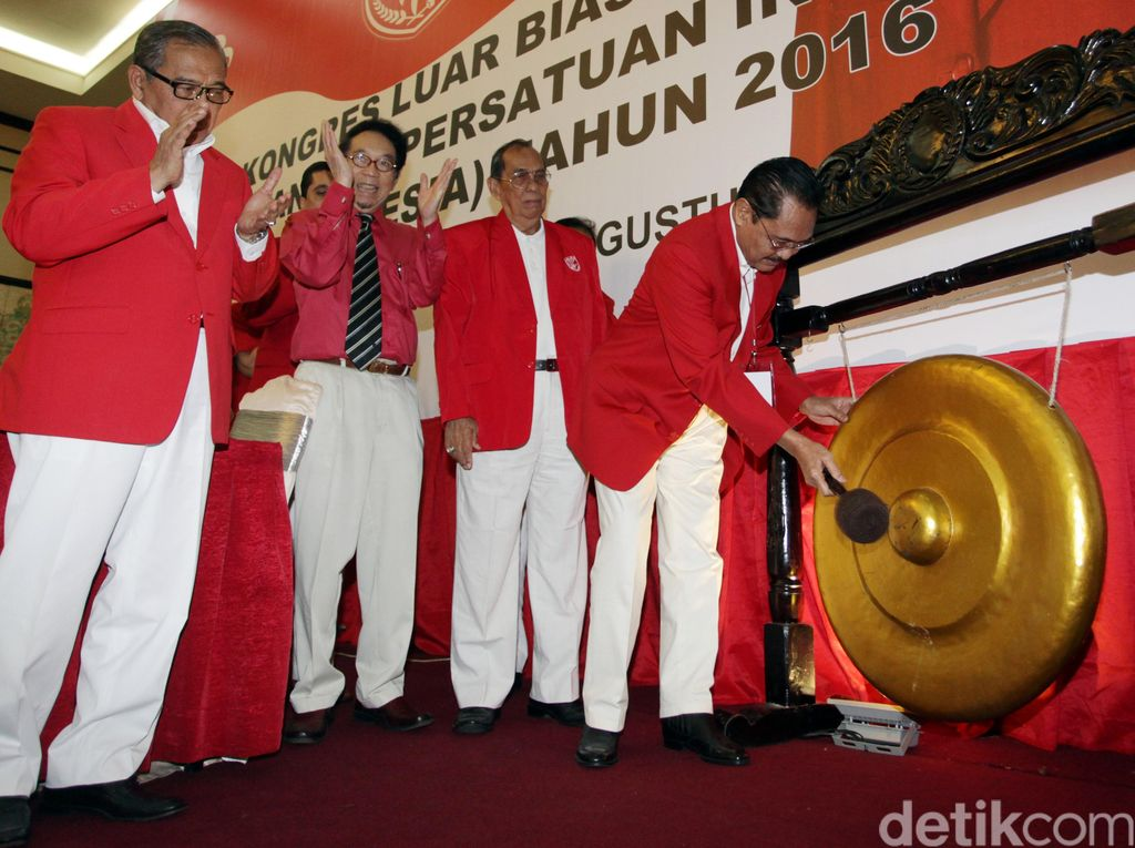 PKPI: Ada Upaya Jegal Jokowi Jadi Capres 2019