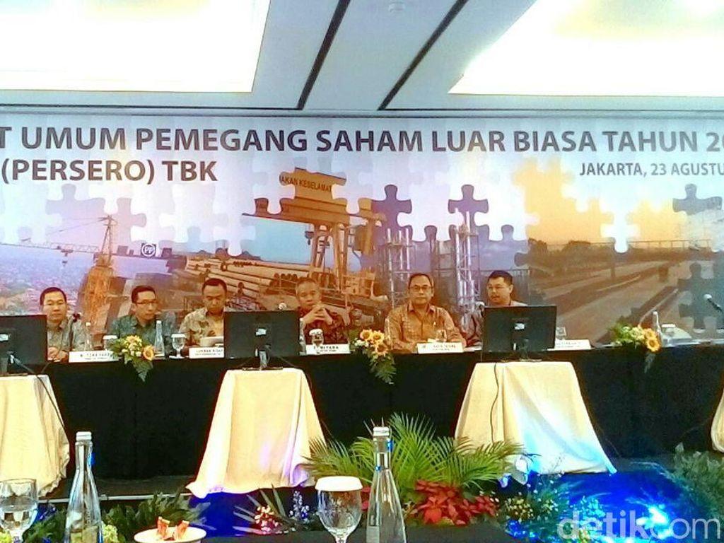 PTPP Raih Kontrak Rp 58 T