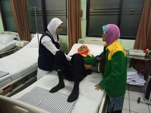 Tiga Jemaah Haji Asal Mojokerto Ditunda Keberangkatannya ke Tanah Suci