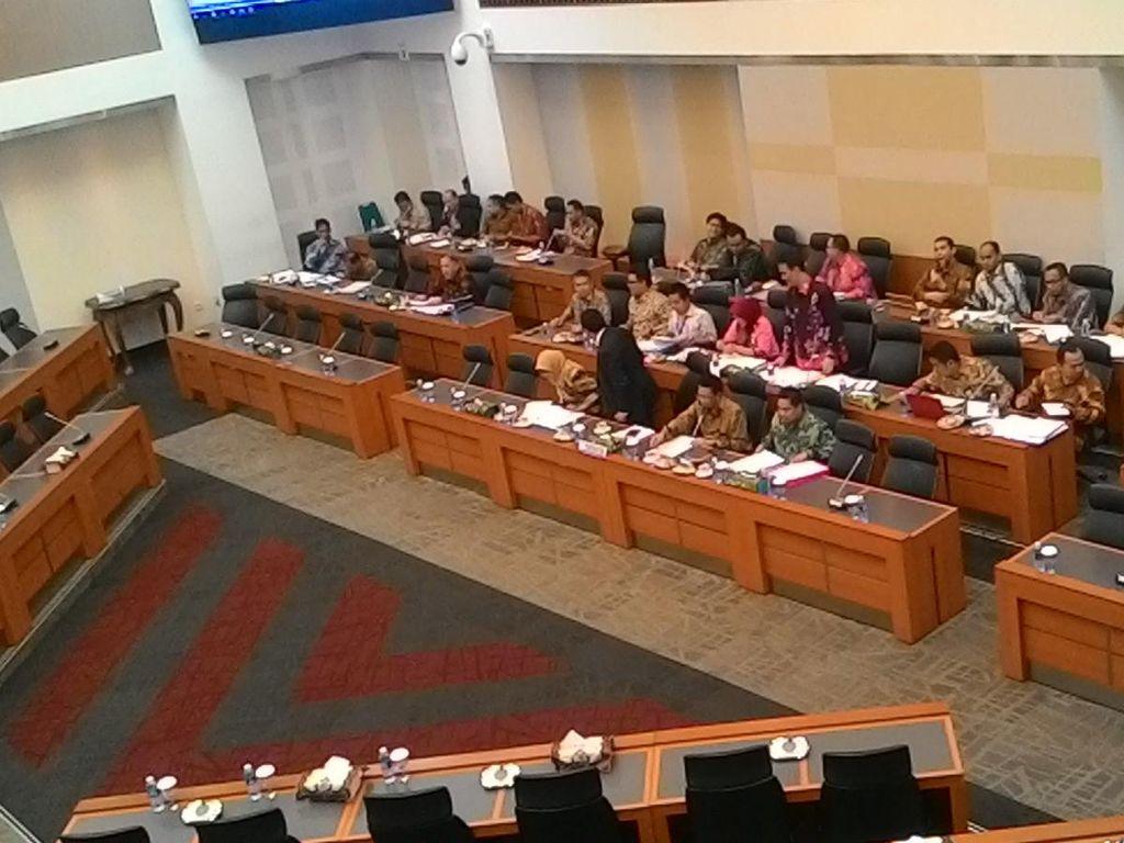 DPR dan Pemerintah Sepakati PNBP 6 Kementerian dan Lembaga Rp 50,11 T