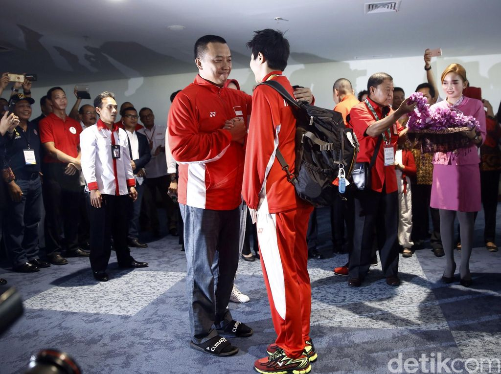 Lagi, Kemenpora Pastikan Tunjangan Hari Tua untuk Olahragawan Berprestasi