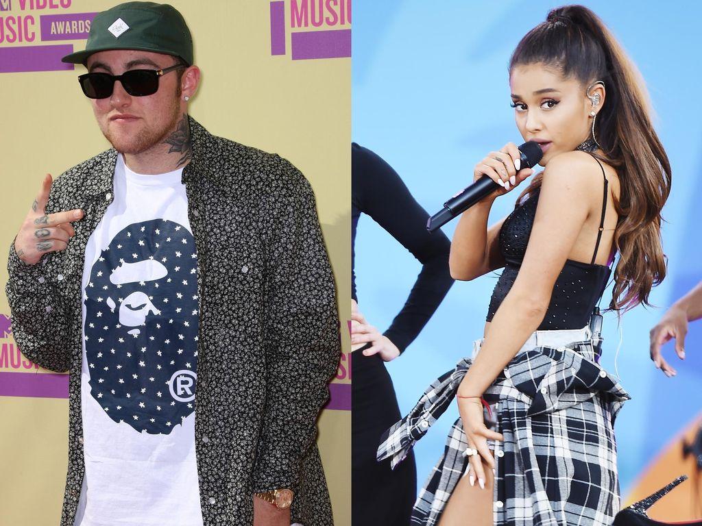 Di Tengah Kabar Duka, Mac Miller dan Ariana Grande Trending Topic di Twitter