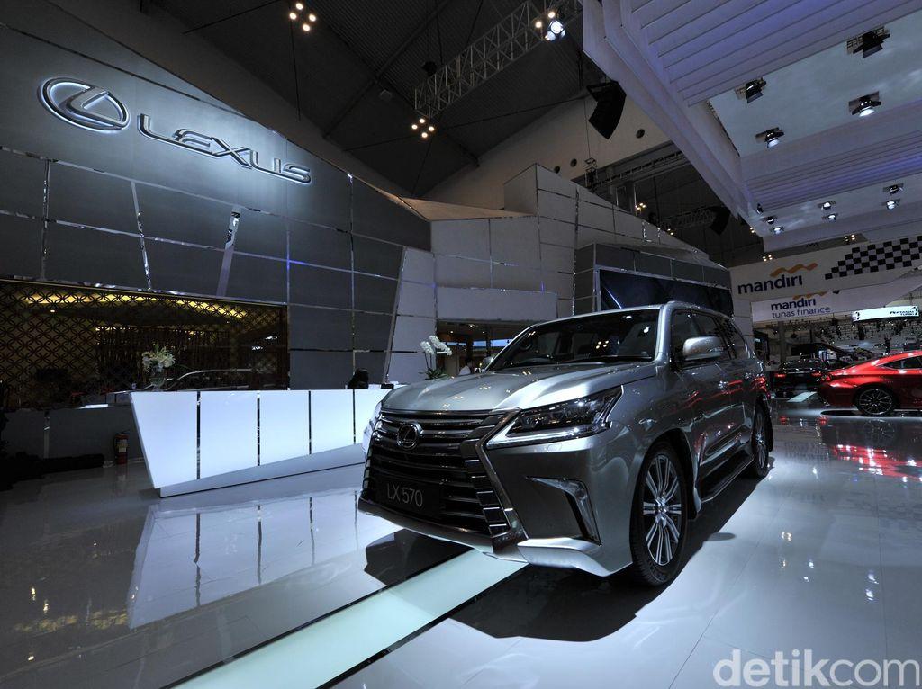 Takut Kualitas Beda, Lexus Belum Niat Buat Pabrik di Indonesia