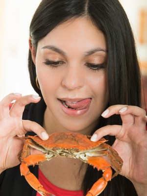 Manfaat Kepiting Bagi Kesehatan, Tulang Kuat Hingga Jaga Kesuburan