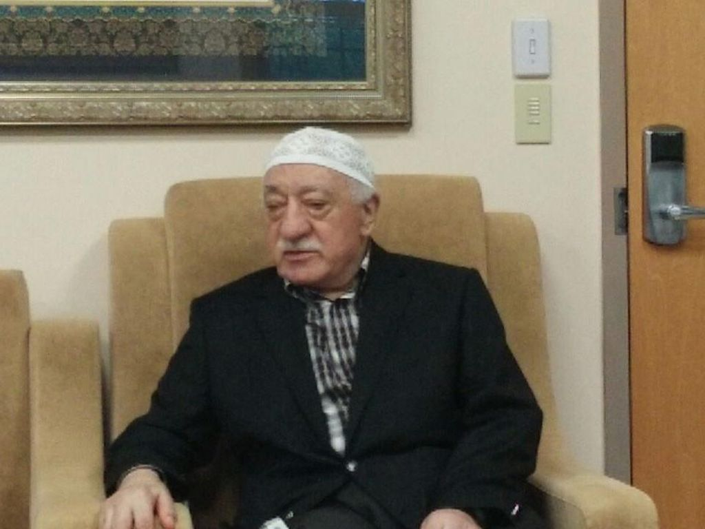 Gulen dan Tuduhan di Balik Kudeta