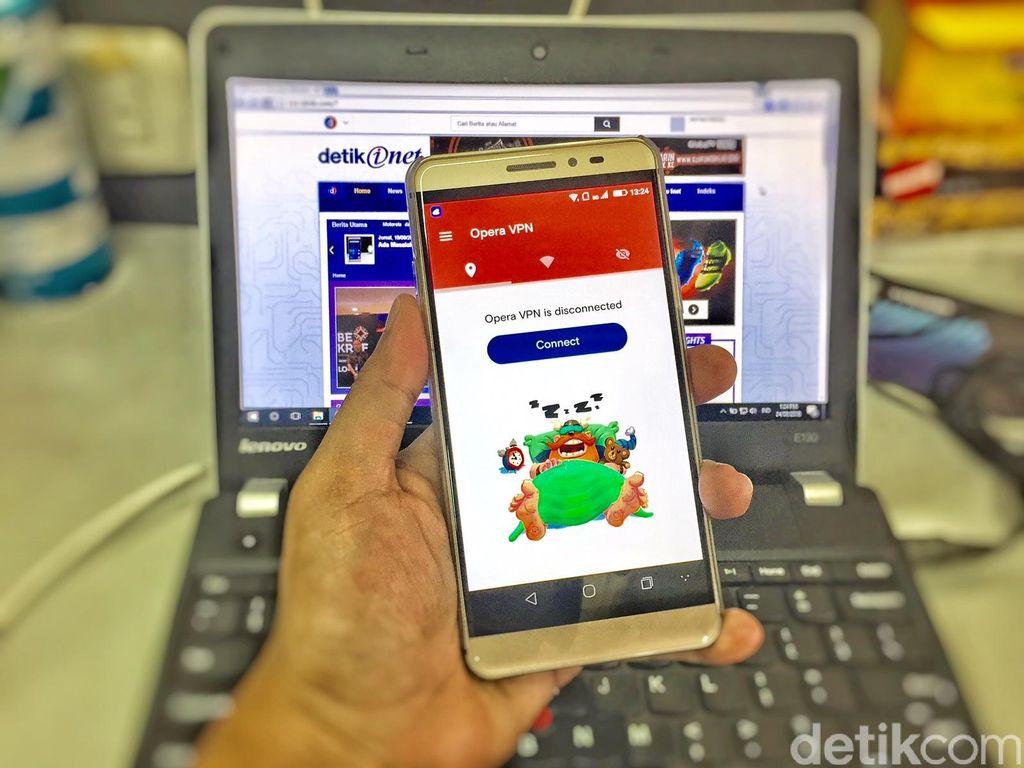 Waspada, Banyak VPN Gratis di Android yang Berbahaya