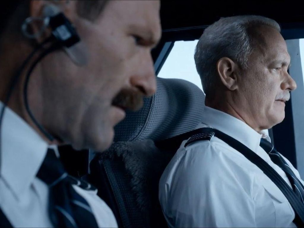 Film Tom Hanks Sully Rajai Box Office
