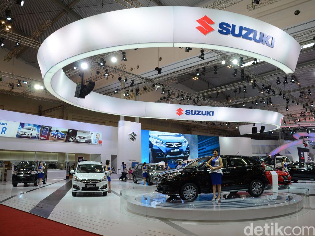 Penjualan Mobil 2021 Bisa Naik Kalau...