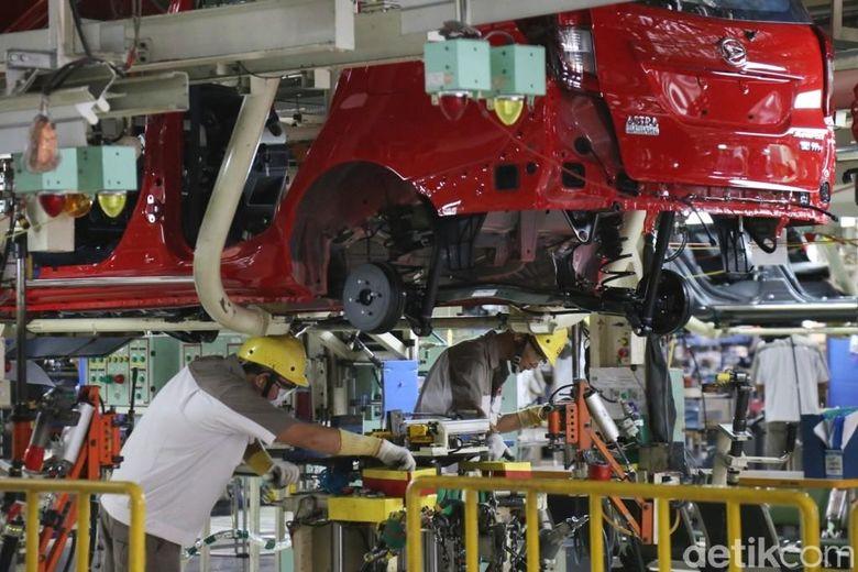 Pabrik Daihatsu. Foto: Astra International
